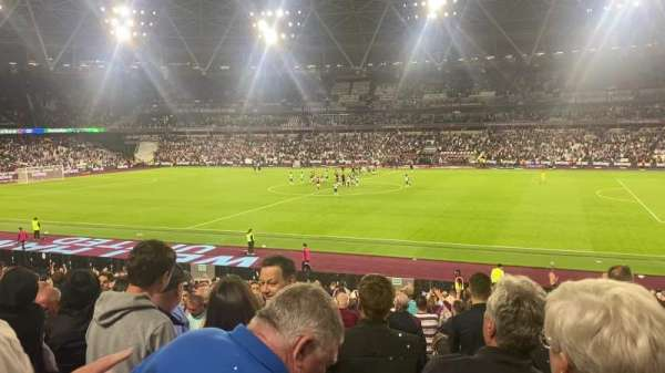 Video from London Stadium