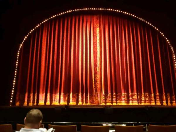Durham Performing Arts Center, section: 1, row: D, seat: 121