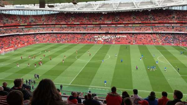 Emirates Stadium, section: 133, row: 12, seat: 1178