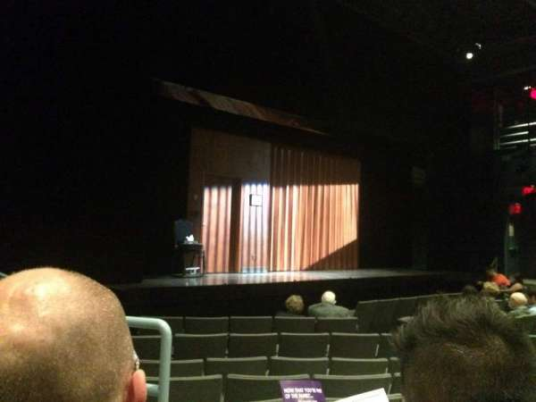 Laura Pels Theatre, section: Orch Left, row: K, seat: 13