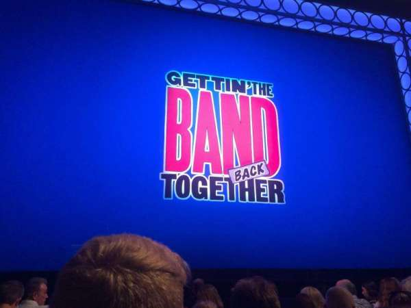 Belasco Theatre, section: Orchestra Center, row: F, seat: 103