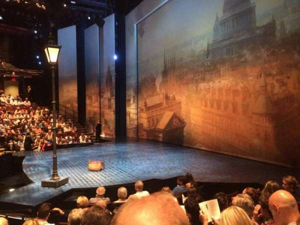 Vivian Beaumont Theater, section: Orch, row: J, seat: 507