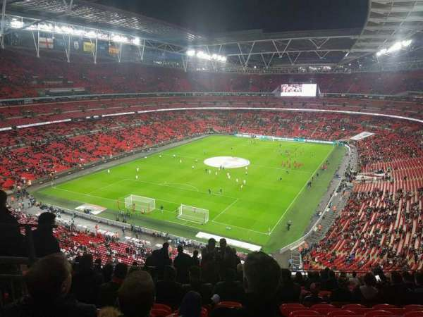 Wembley Stadium, section: 510, row: 17, seat: 283