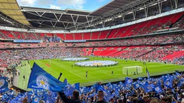 Wembley Stadium, section: 136, row: 37, seat: 81