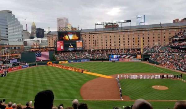 Oriole Park at Camden Yards, section: 250, row: 9, seat: 10