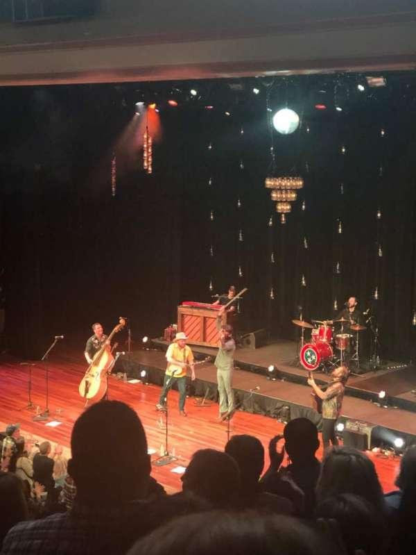 Ryman Auditorium, section: 10, row: J