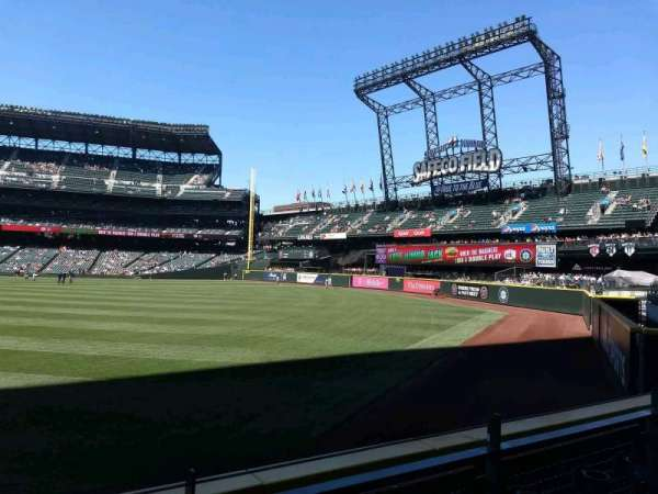 T-Mobile Park, section: 106, row: 24, seat: 15