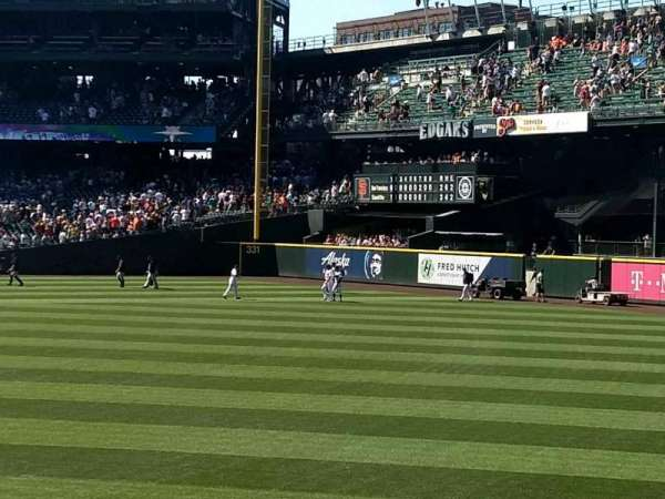 Safeco Field, section: 106, row: 24, seat: 15