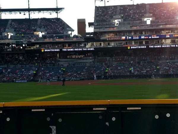 Comerica Park, section: 147, row: A, seat: 14