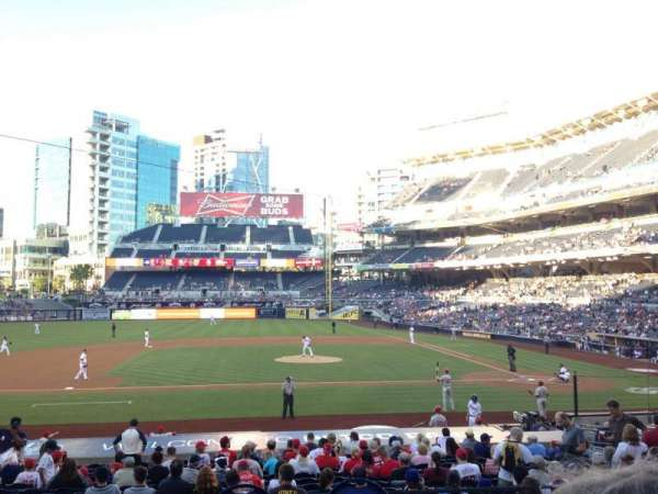 PETCO Park, section: 108, row: 26