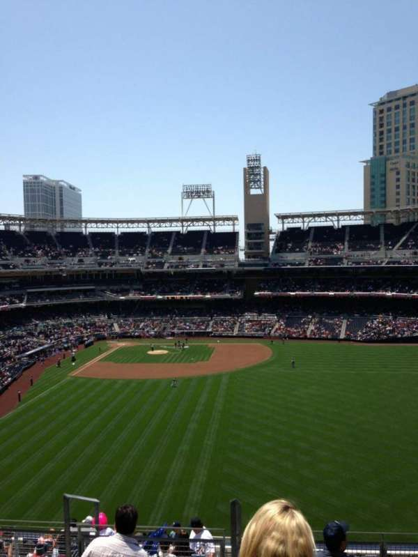 PETCO Park, section: 235