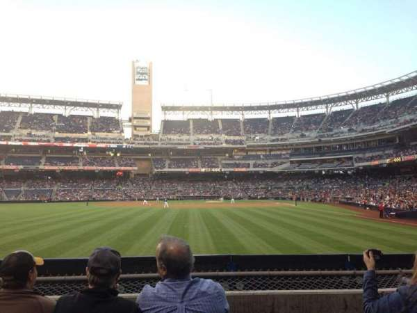 Petco Park, section: 128, row: 4, seat: 6