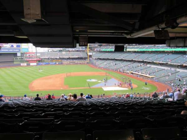 Miller Park, section: 224, row: SRO, seat: SRO