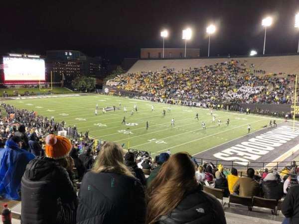 Vanderbilt Stadium, section: I, row: 31, seat: 23