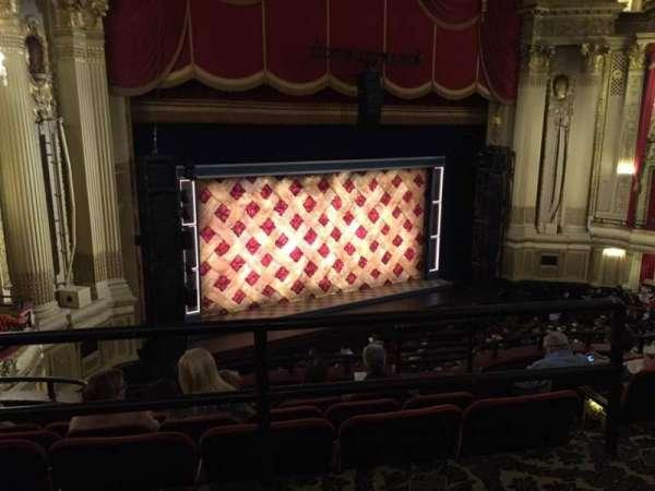 Boston Opera House, section: MEZLFT, row: A, seat: 13