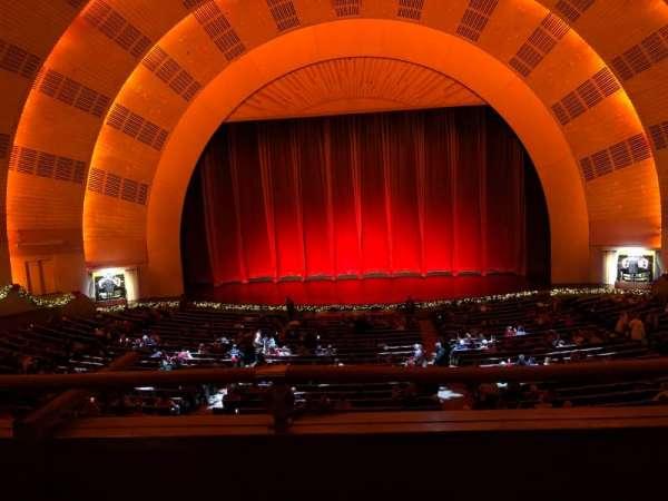 Radio City Music Hall, section: 1st Mezzanine 4, row: B, seat: 403