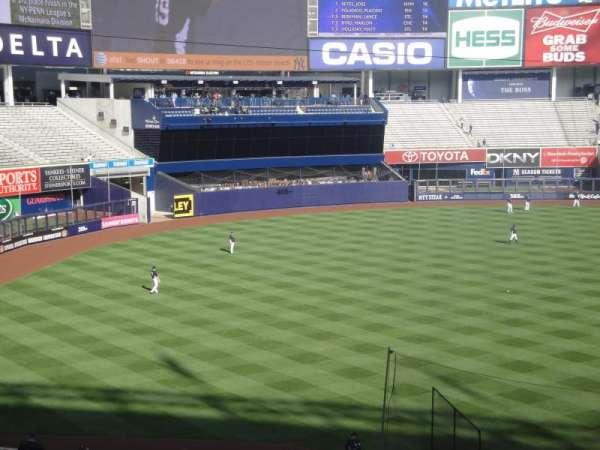 Yankee Stadium, section: 228, row: 9, seat: 1