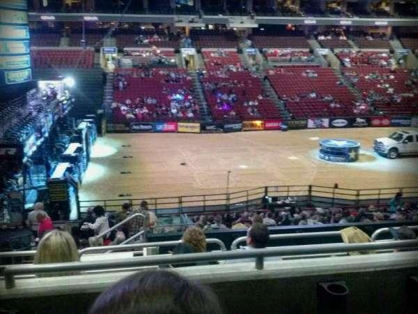 Wells Fargo Center, section: Club Box 24, row: 3, seat: 4