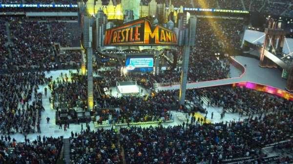 MetLife Stadium, section: 315, row: 5, seat: 5
