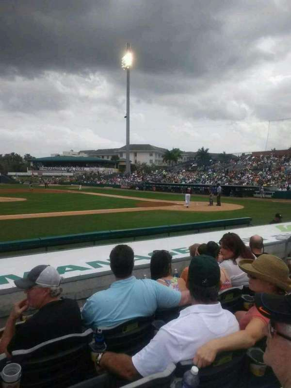 Roger Dean Chevrolet Stadium, section: 118, row: 8, seat: 7