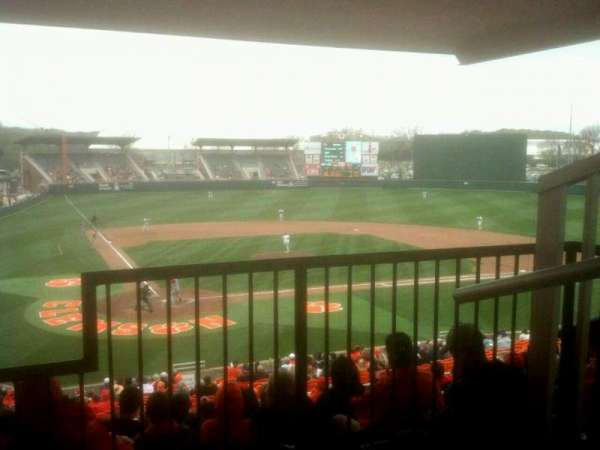 Doug Kingsmore Stadium, section: WT, row: C, seat: 1
