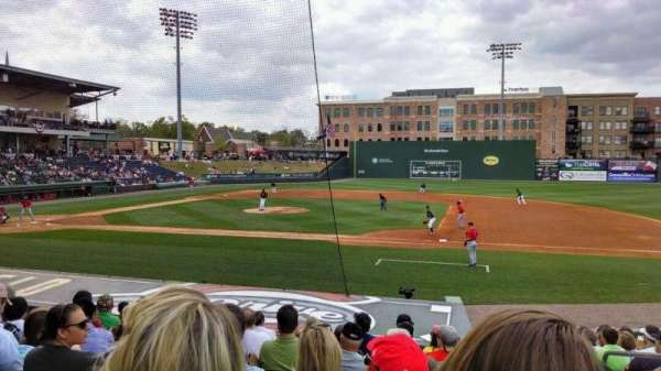 Fluor Field, section: 113, row: N, seat: 3