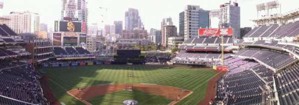 PETCO Park, section: 300, row: 8, seat: 10