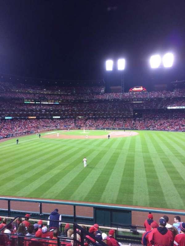 Busch Stadium Section 107 Home Of St Louis Cardinals