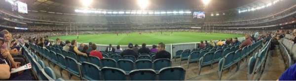 Melbourne Cricket Ground, section: M21