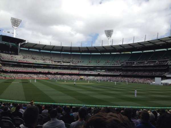 Melbourne Cricket Ground, section: M7