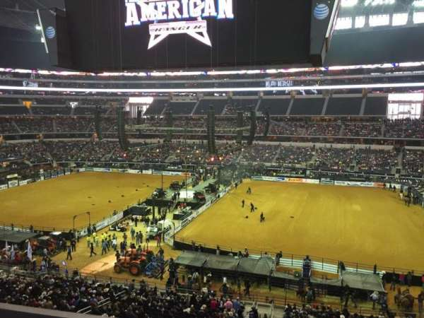 AT&T Stadium, section: C333, row: 1, seat: 20