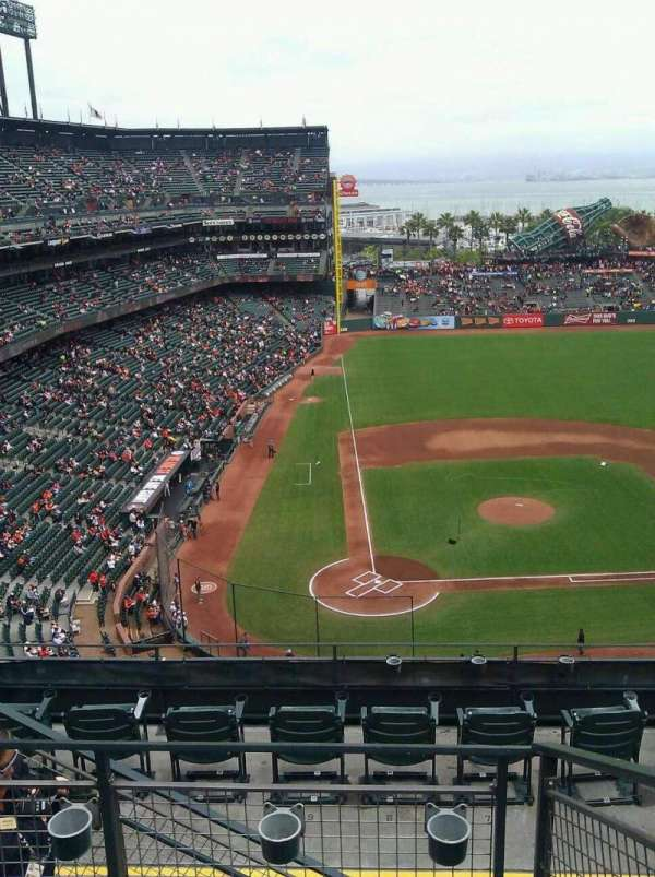 AT&T Park, section: 311, row: 3, seat: 15