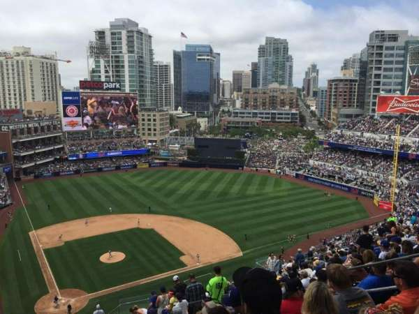 PETCO Park, section: 305, row: 27, seat: 20