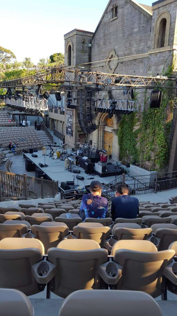 Mountain Winery, section: 21, row: K, seat: 11 and 12