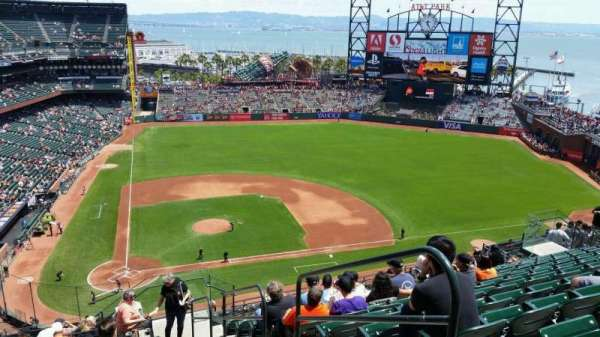 AT&T Park, section: 311, row: 11, seat: 2