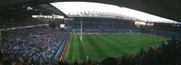 Villa Park, section: P2, row: OO, seat: 255