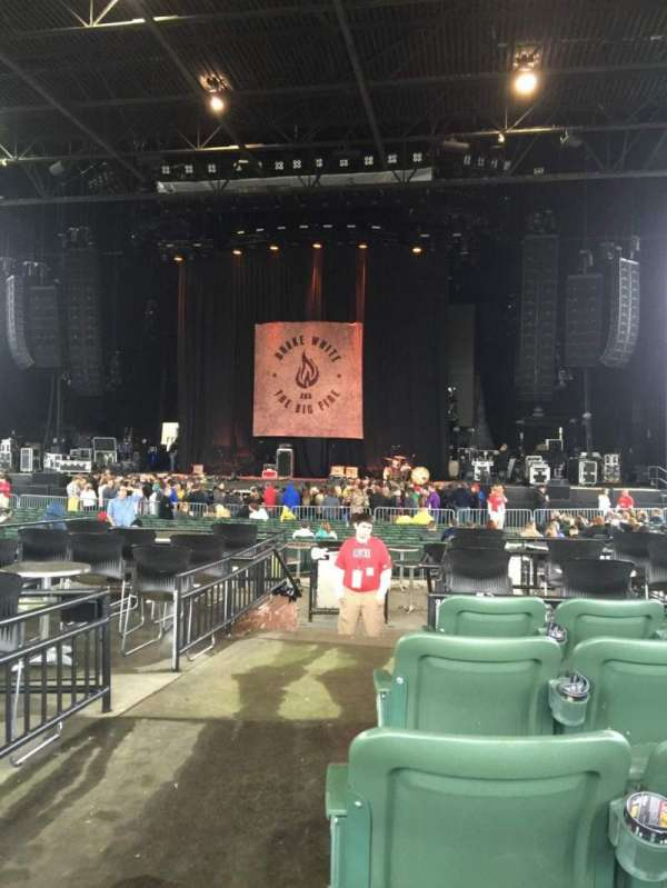 S&T Bank Music Park, section: 6, row: J, seat: 14