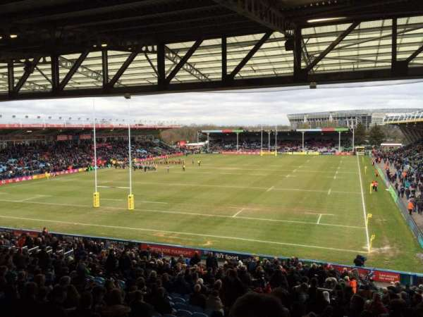 The Stoop, section: BA, row: AM, seat: 10