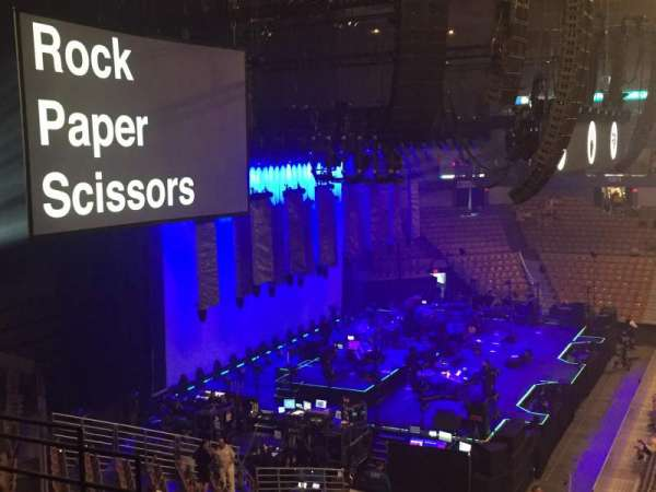 DCU Center, section: 212, row: G, seat: 6
