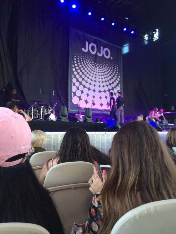 Ford Amphitheater at Coney Island, section: 103, row: EE, seat: 19