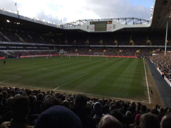 White Hart Lane, section: 32