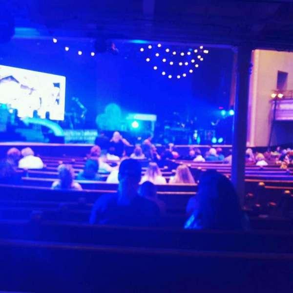 Ryman Auditorium, section: 7, row: s, seat: 4