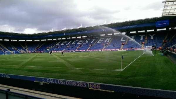 King Power Stadium, Home Of Leicester City FC