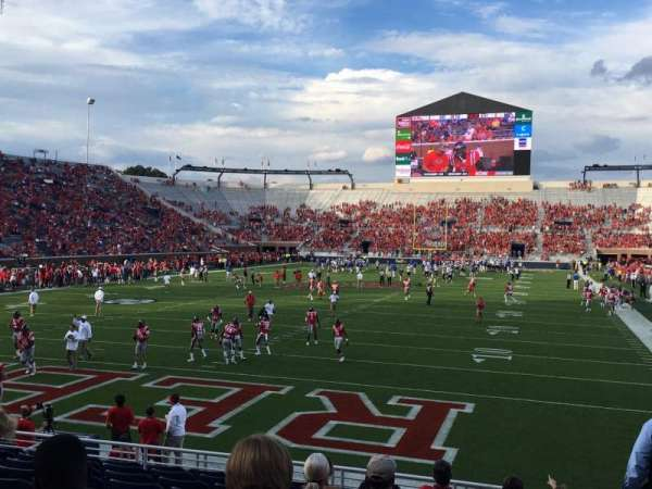 Vaught-Hemingway Stadium, section: FC-2, row: 11, seat: I