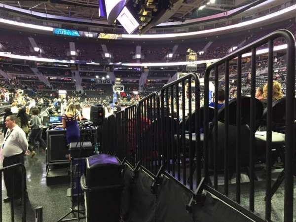 The Palace of Auburn Hills, section: 122, row: Cc, seat: 7