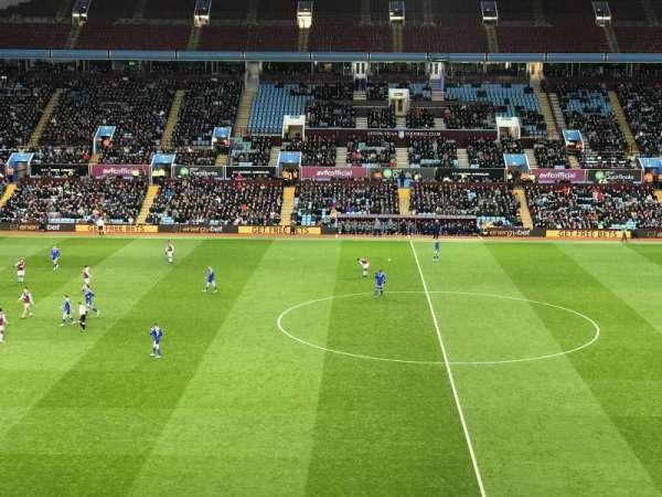 Villa Park, section: Door P, row: QQ, seat: 150