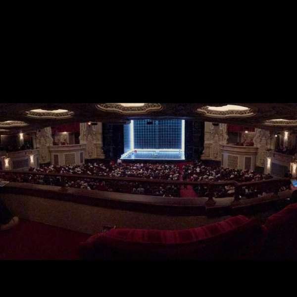 James M. Nederlander Theatre, section: Dress Circle C, row: B, seat: 222