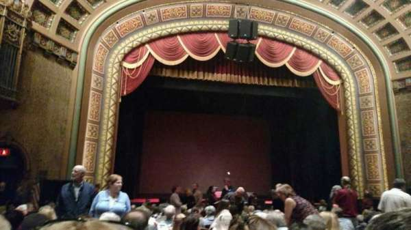 Florida Theatre, section: 300, row: p, seat: 7