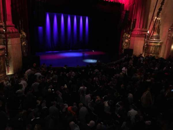 Beacon Theatre, section: Loge 3, row: A, seat: 31