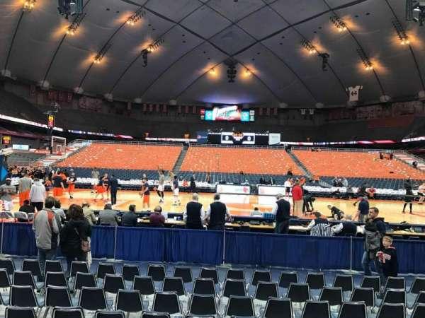 Basketball Photos At Carrier Dome